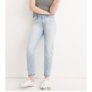 """Madewell """"Perfect summer"""" jean"""
